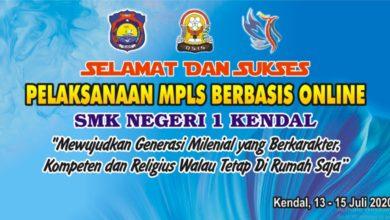 Photo of INFORMASI MPLS SMK N 1 KENDAL TAHUN 2020